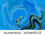 dainty unique delicately... | Shutterstock . vector #1634690125