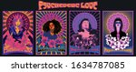 Vintage Psychedelic Art Posters ...