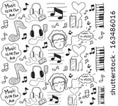 art,doodle,headphone,headset,icon,instruments,ipod,keyboard,keyboards,listening,mp3,music,musical,notes,piano