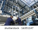 engineering  pipeline...   Shutterstock . vector #16351147