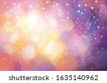 vector colorful  sparkling... | Shutterstock .eps vector #1635140962