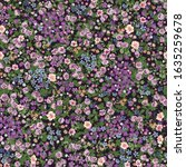 Seamless Gorgeous Pattern In...