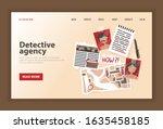 detective agency website...