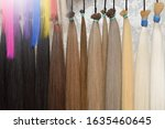 hair of different colors for...   Shutterstock . vector #1635460645