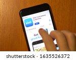 los angeles  california  usa  ... | Shutterstock . vector #1635526372