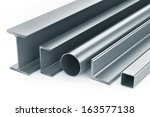 Rolled Metal Products. Isolated ...