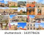 View on Jerusalem. Israel. - stock photo