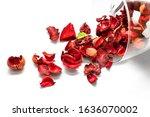 Dofta Potpourri. Dried Flowers...