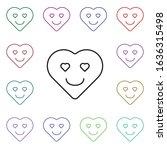 emoji grateful multi color...