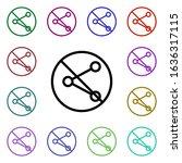 share prohibition multi color...