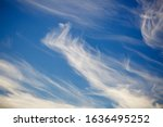 A Blue Sky Filled With Cirrus...