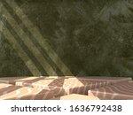 Square Object Sushi Sun Light...