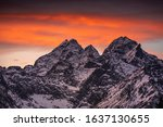Winter In Tatra Moutains In...