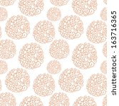 seamless pattern with... | Shutterstock . vector #163716365