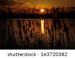 Eastern Shore Sunset Ii