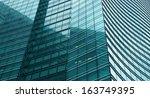 blue tower | Shutterstock . vector #163749395