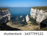 Bempton Cliffs Near Bridlington ...