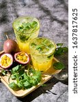 Small photo of Passion juice provide many health & beauty benefits. It has three varieties: purple passion fruit, yellow passion fruit & giant passion fruit, rich in vitamin C, helps to against flu, lung infection