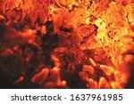 Hot Ground Lava.  Embers On...