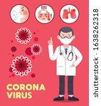 infographic poster design of... | Shutterstock .eps vector #1638262318