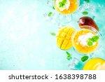 Tropical Mango Floating...
