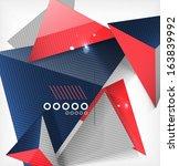 Abstract Geometric Shape...