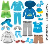 Colorful Clothes For Little...