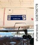 British Airways Concorde Rolls...