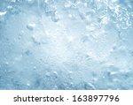 ice backgrounds   Shutterstock . vector #163897796