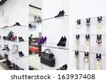 clean and bright luxury... | Shutterstock . vector #163937408