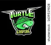 Turtle Logo. Logo For E Sport...