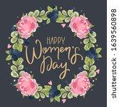 international womens day... | Shutterstock .eps vector #1639560898