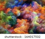 Colorful Fractal Foam Suitable...