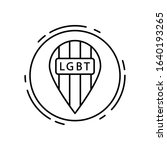 placeholder  lgbt icon. simple...