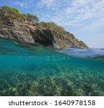 Seascape Mediterranean Sea ...