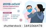 coronavirus  covid 19 .... | Shutterstock .eps vector #1641066478