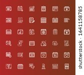 editable 36 planner icons for...