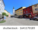 germany  bavaria  waging am see ... | Shutterstock . vector #1641170185