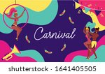 Carnival Brazil Template With...