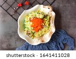 Delicious Crab Eggs  Fruits And ...
