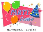 party time | Shutterstock . vector #164152