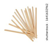 Wooden Stirrers For Coffee  Tea ...