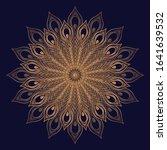 Luxury Royal Pattern Mandala...