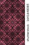 arabic geometric ornament.... | Shutterstock . vector #1641648085