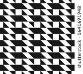 vector creative seamless... | Shutterstock .eps vector #1641691948