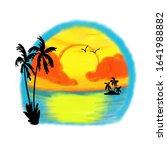 Tropical Paradise Design...