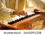 Harmonium Is A Old Indian...