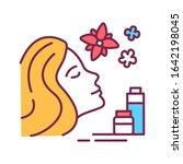 spa face procedures color line...