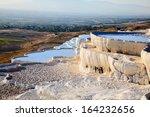 The Pools Of Pamukkale  Turkey
