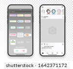 stories stickers screen...
